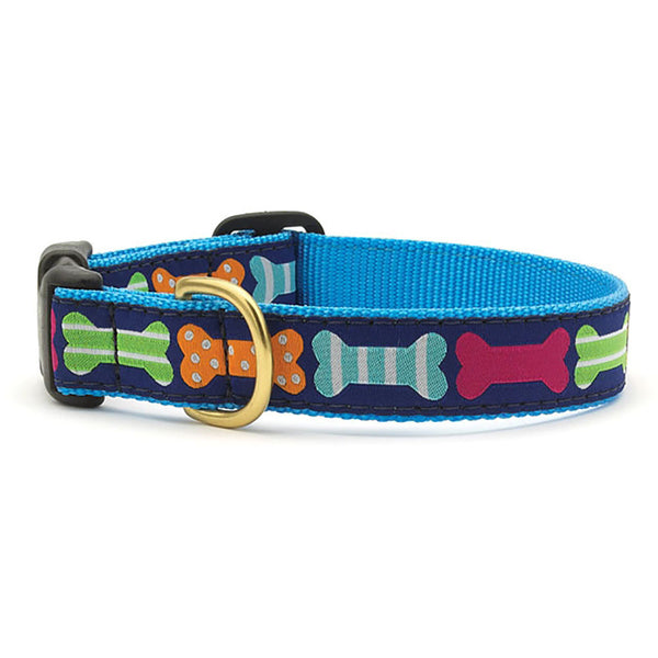 Big Bones Dog Collar and Dog Lead - Lola & Penelope's