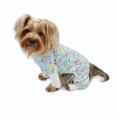 Ultra Soft Minky Funny Sheep Dog Pajamas