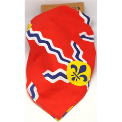 St. Louis Flag Dog Bandana