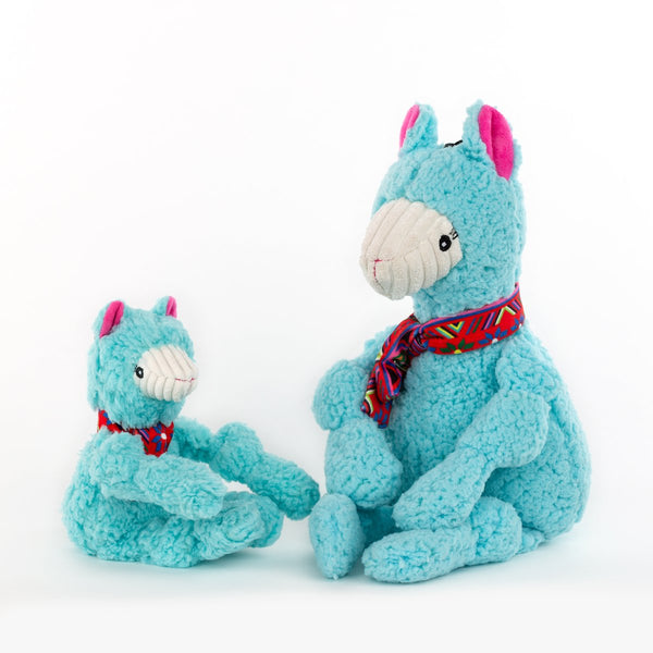 Knotties Llama Plush Dog Toy