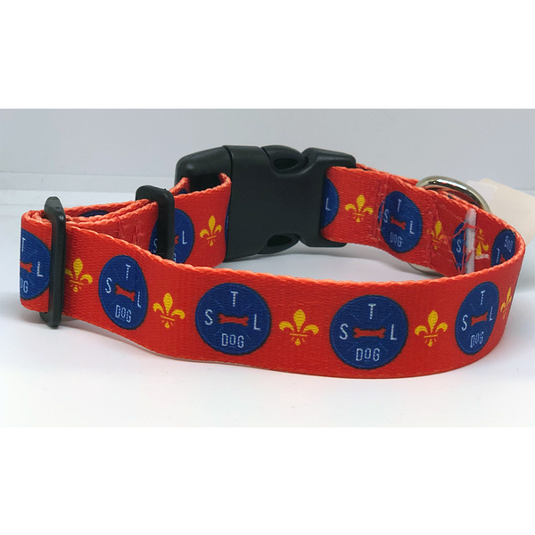 STL Dog Collar with Matching Lead Available