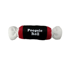 Poopsie Roll Plush Squeaker Dog Toy