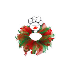 Smoochers Holiday Neck Ruffs