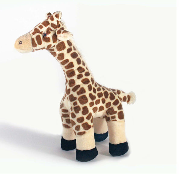 Nelly the Giraffe Plush Dog Toy