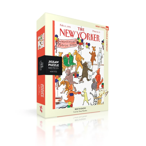 New York Jigsaw Puzzles - Best In Show