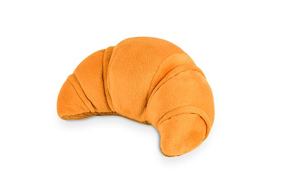 Pup's Pastry Croissant Plush Dog Toy