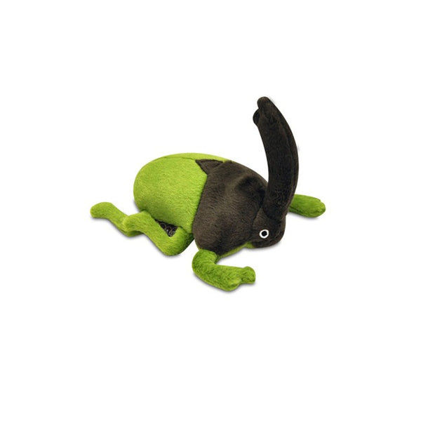 Bugging Out Beetle Plush Dog Toy