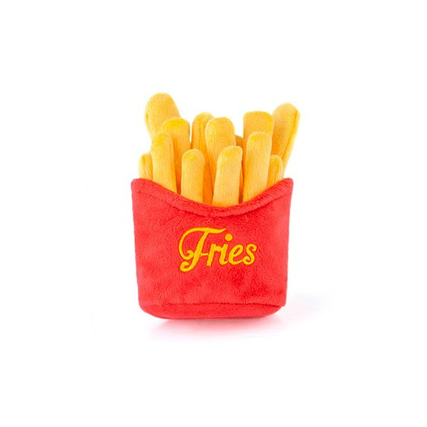 American Classic Fries Plush Dog Toy