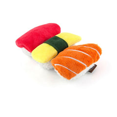 International Classic Sushi Plush Rope Dog Toy