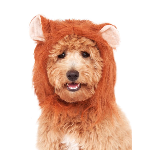 Lion's Mane Pet Halloween Costume