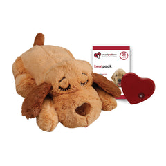 Snuggle Puppy Heart Beat Plush Dog Toy