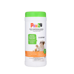 Pawz Daily Paw Wipes