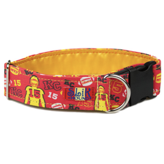 MVPatrick Kansas City Chiefs Dog Collar