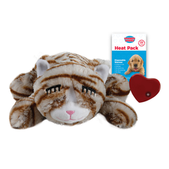 Snuggle Kitty Heart Beat Plush Dog & Cat Toy