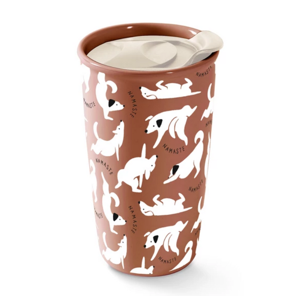 Namate Dog Travel Mug