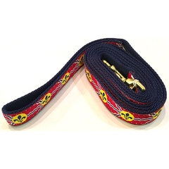 St. Louis Flag Dog Collar & Matching Lead Available
