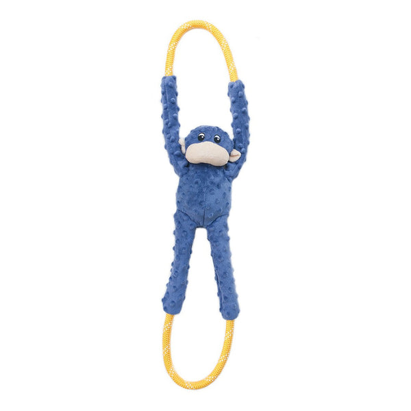 Monkey RopeTugz Rope Doy Toy
