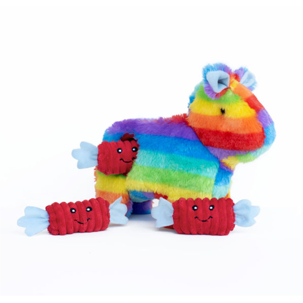 Llama Pinata Hide & Seek Dog Toy