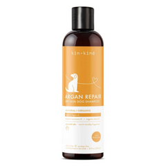 Organic Argan Repair Dry Skin Dog Shampoo