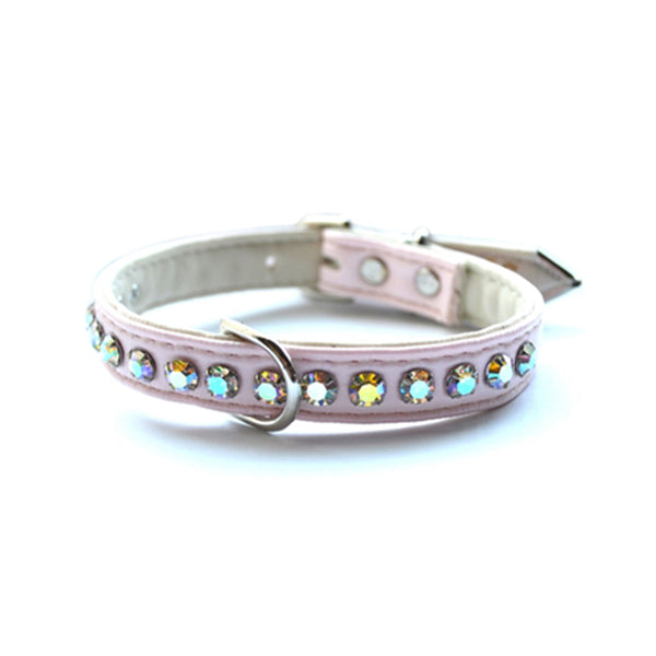 Ashley Crystal Dog Collar - Lola & Penelope's