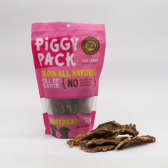 Piggy Pack All Natural Pork Dog Treats & Cat Treats