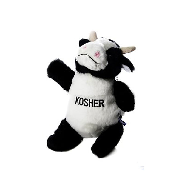 Kosher the Cow Plush Dog Toy