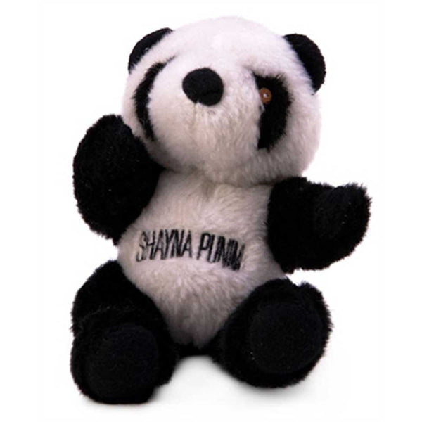 Shayna Punin Panda Plush Dog Toy