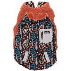 Llama Mama Reversible Teddy Dog Vest