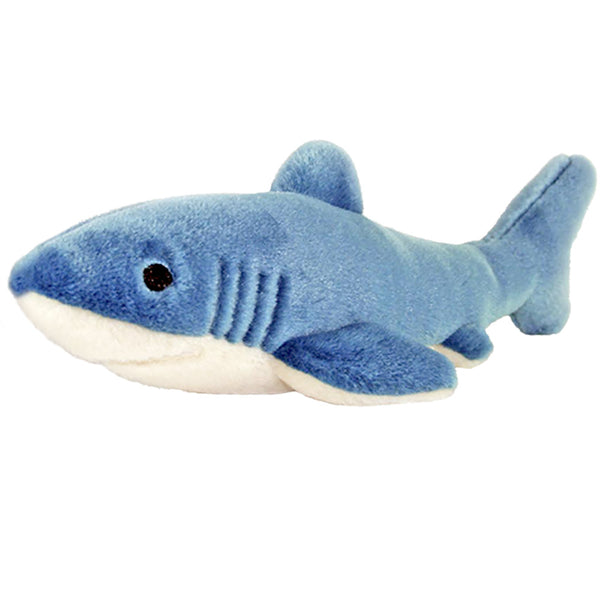Tank the Shark Plush Dog Toy