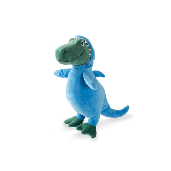 Shark T-Rex Dog Toy