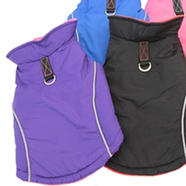 All Weather Sports Dog Coat - Lola & Penelope's
