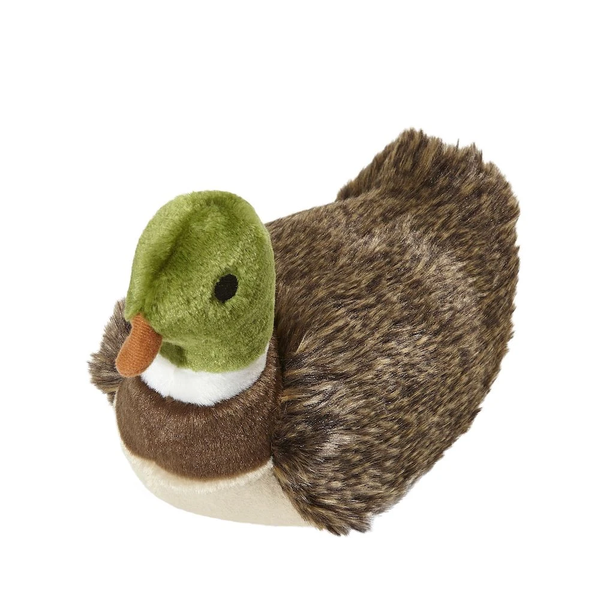 Morley The Mallard Plush Dog Toy