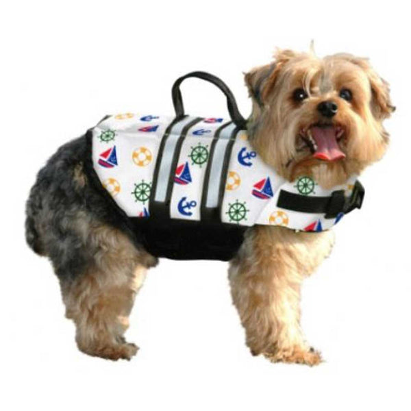 Nauti Themed Dog Life Jacket At Lola & Penelope's!
