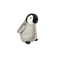 Penguin Plush Dog Toy