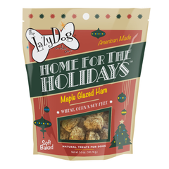 Home For The Holidays Maple Glazed Ham Dog Treats