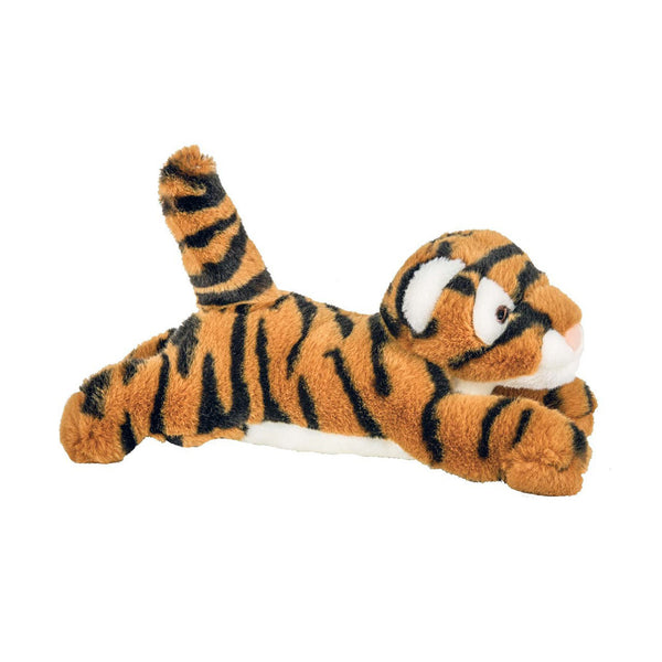 Boomer the Tiger Plush Dog Toy - Lola & Penelope's
