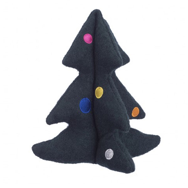 Holiday Woolie Christmas Tree Plush Toy