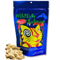 Wildside Salmon Alaskan Salmon Cat Treats
