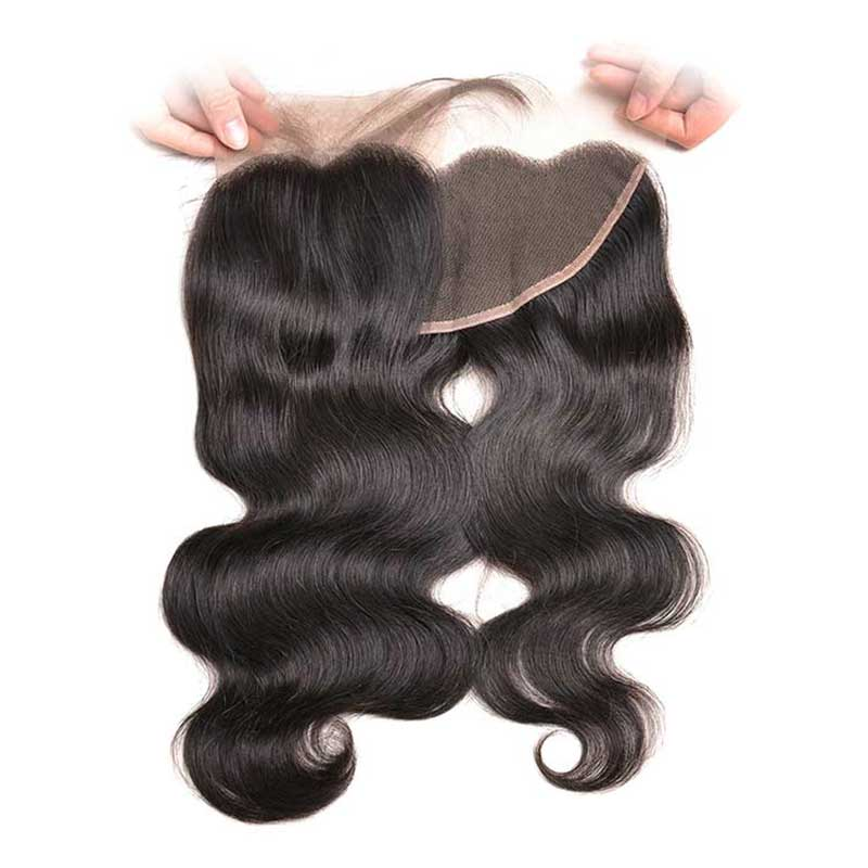 mooichic hair body wave 13x4 lace frontal
