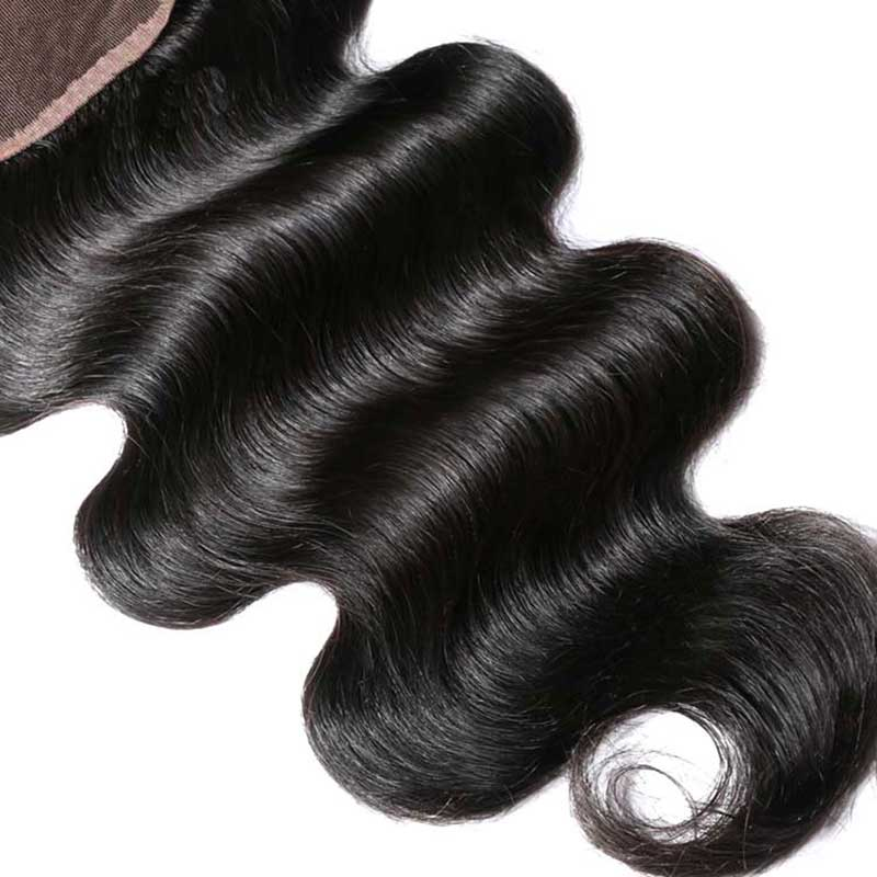mooichic hair body wave 4x4 lace closure