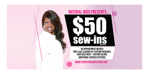 cheap sew ins, bundle installation, wig installation