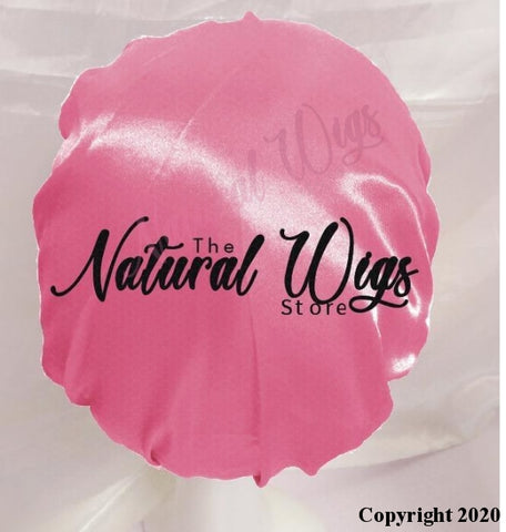 The Natural Wigs Store Double Satin Bonnet Accessories