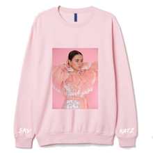 Load image into Gallery viewer, Sky Glam Sweatshirt