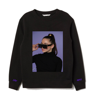 Sky Sunglasses Sweatshirt