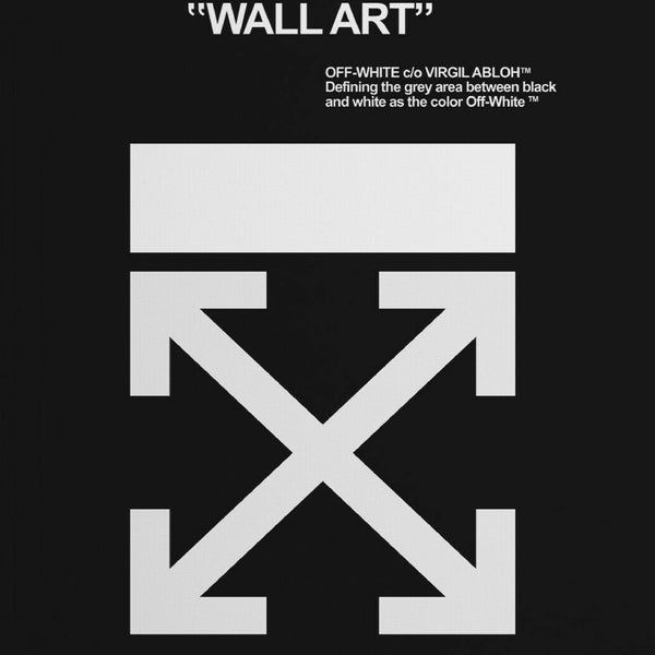 off-white wall art 1