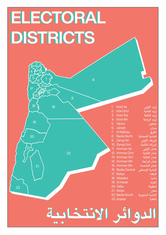 Electorial Districts