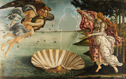 the power of a woman the birth of venus