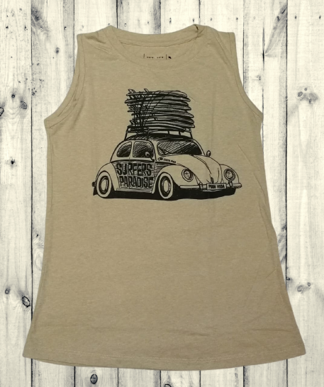 Surfers Paradise -Paradise Tees Women's Muscle Tank
