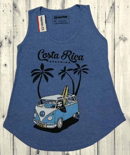 Costa Rica Dreaming Women's  Tank