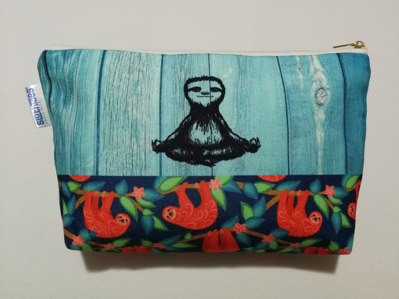 Ride Slow Large Cosmetic bag